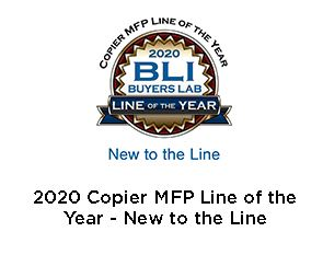 Line of the year award 2020 - BLI Buyers Lab